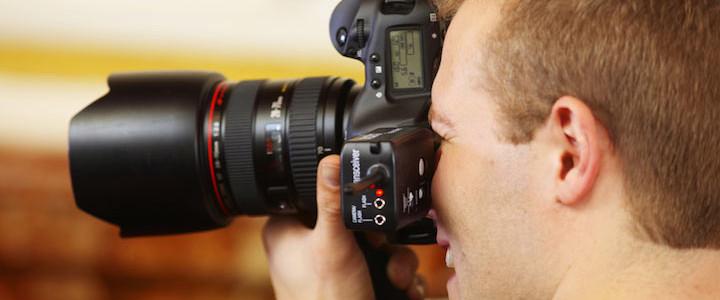Sponsorizzare attività di Fotografo online