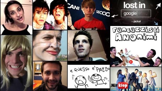 Youtuber italiani famosi