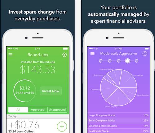 applicazioni comprare azioni borsa acorns
